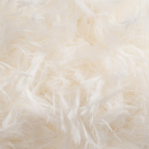 Crucci Faux Fur 1* White