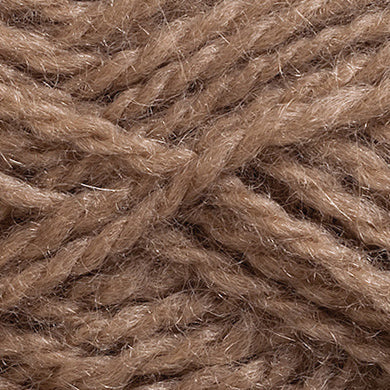 Crucci Angelina 8ply 52 Light Brown