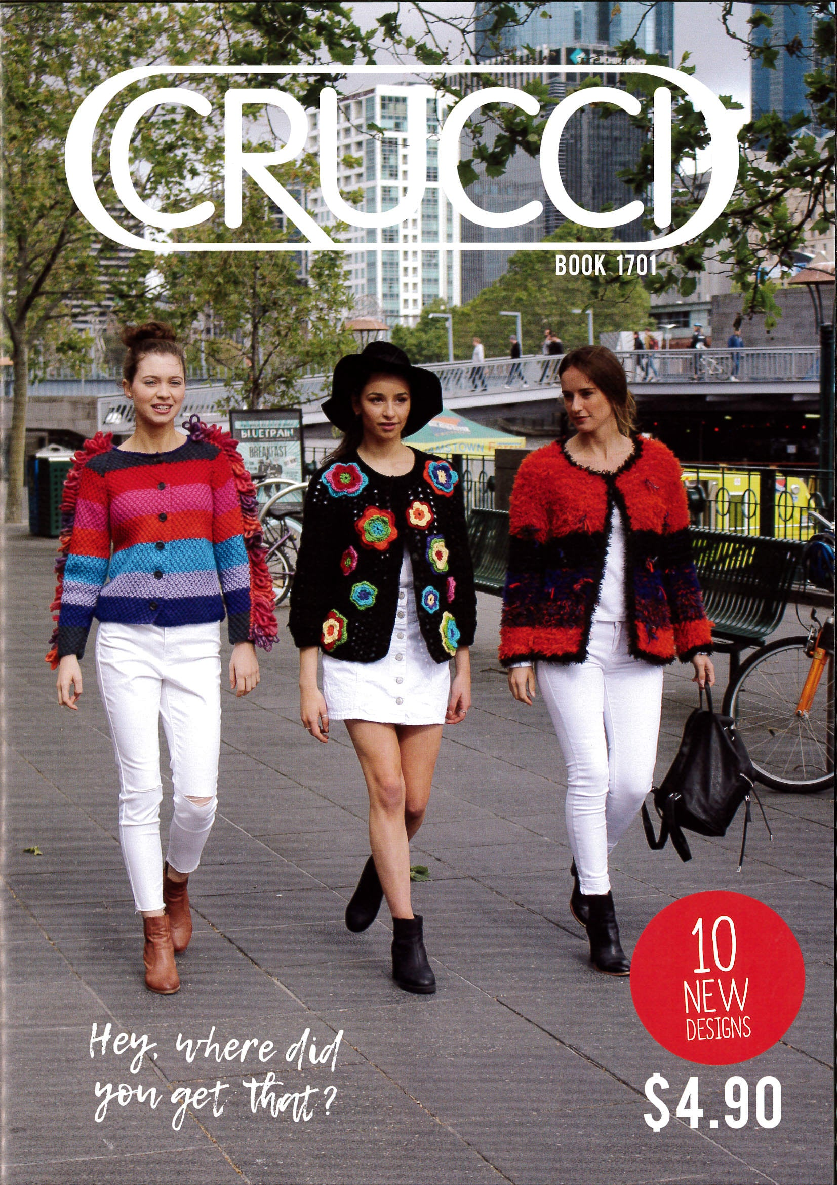 Crucci Pattern Book 1701