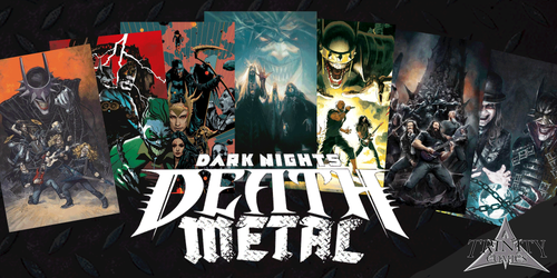 DARK NIGHTS: DEATH METAL – BAND EDITION