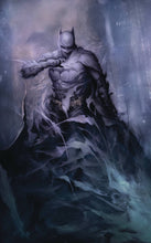 Batman 11x17 Print Signed and Numbered by Dan Quintana