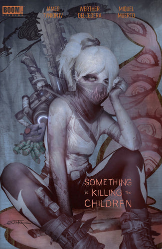 SOMETHING IS KILLING THE CHILDREN #12 EXCLUSIVE COVER BY DAN QUINTANA