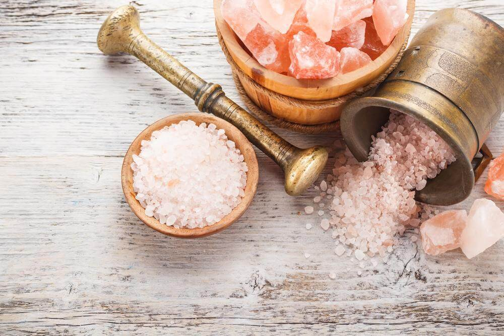 Himalayan Crystal Salts – 'Full-Spectrum Salt'