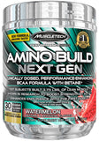 MuscleTech Amino Build - Next Gen, Watermelon - 276 grams