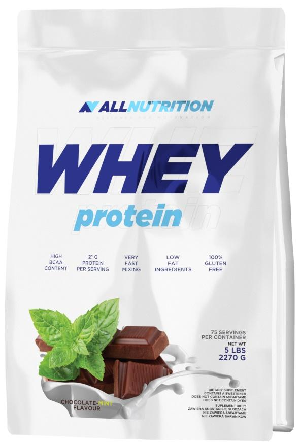 Allnutrition Whey Protein, Banana - 2270 grams