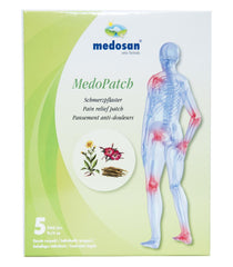 Medosan MedoPatch Pain Relief 5 Pack