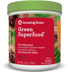 Amazing Grass Green SuperFood Berry  240g