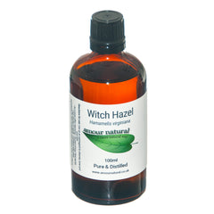 Amour Natural Witch Hazel 100ml