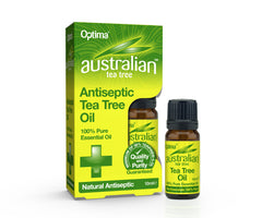 Optima Australian Tea Tree Antiseptic Tea Tree Oil 10ml