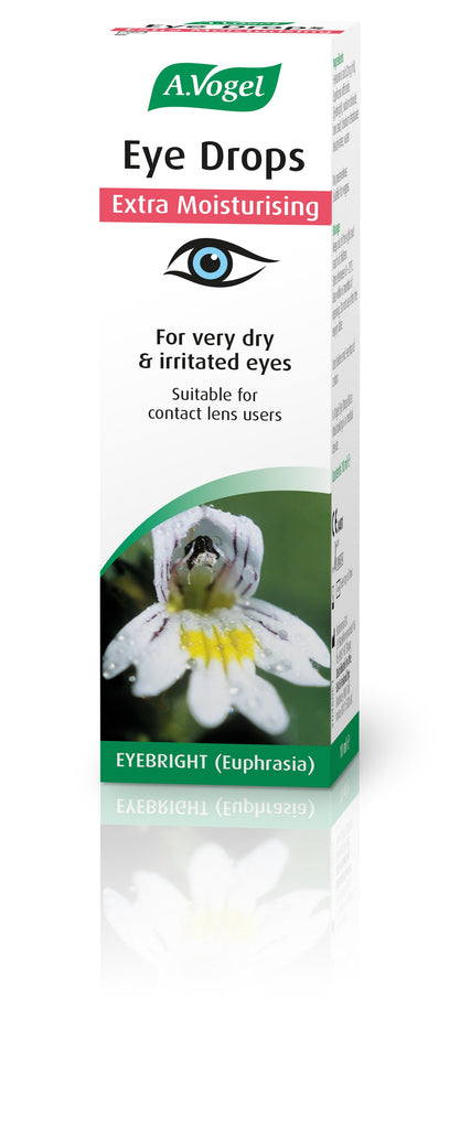 A Vogel (BioForce) Eye Drops Extra Moisturising (Red Strip) 10ml