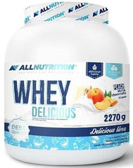 Allnutrition Whey Delicious, Chocolate - 2270 grams