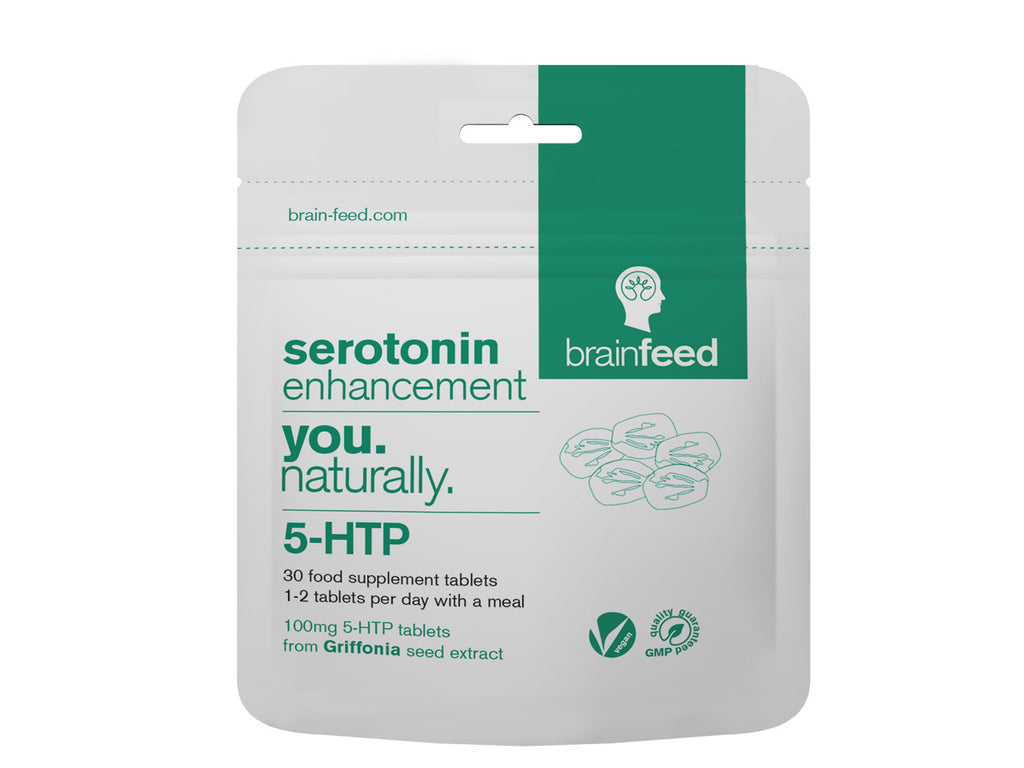 brainfeed Serotonin Enhancement 5-HTP 30's