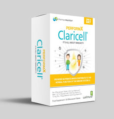 PharmacoNutrition Claricell PerformX 20's
