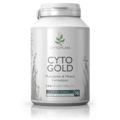 Cytoplan Cyto Gold 120's