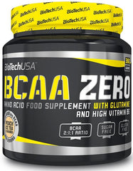 BioTechUSA BCAA Zero, Green Apple - 360 grams