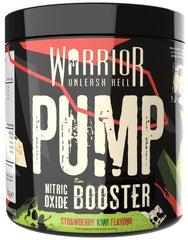 Warrior Pump, Cola Cube - 225 grams