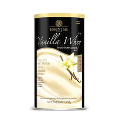 Essential Nutrition Vanilla Whey Protein Isolate 450g