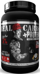 5% Nutrition Real Carbs + Protein, Chocolate - 1562 grams