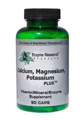 Good Health Naturally Calcium, Magnesium, Potassium With Enzymes 90's