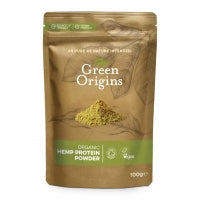 Green Origins Organic Hemp Protein Powder 100g