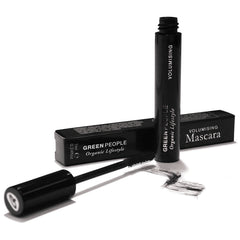 Green People Volumising Mascara - Brown-Black 7ml