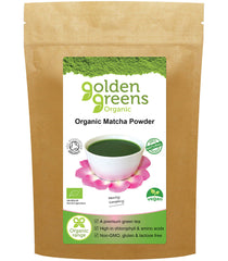 Golden Greens (Greens Organic) Organic Matcha Powder 100g