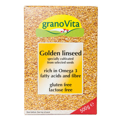 granoVita Golden Linseed (Formally Linusit) 500g