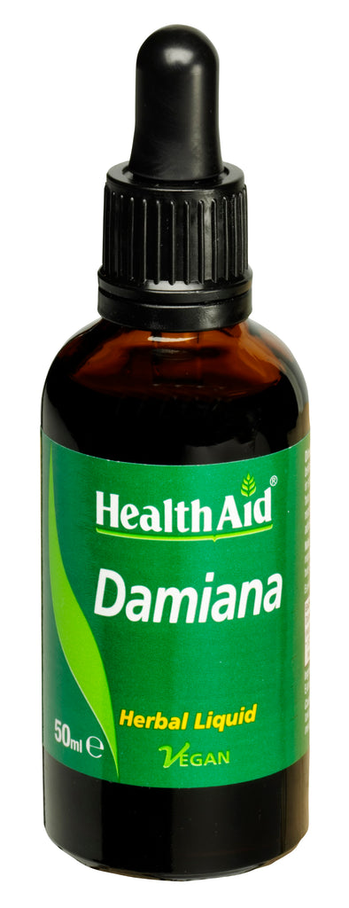 Health Aid Damiana Leaf 50ml