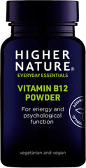 Higher Nature Vitamin B12 200ug Sublingual Powder 30g