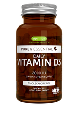 Pure & Essential Vitamin D3 2000iu 365's (Currently Unavailable)
