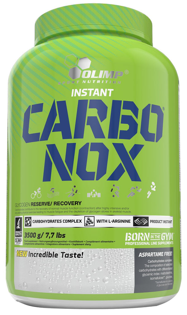 Olimp Nutrition Carbonox, Strawberry - 3500 grams