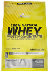 Olimp Nutrition 100% Natural Whey Protein Concentrate - 700 grams