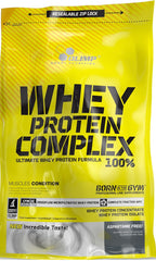 Olimp Nutrition Whey Protein Complex 100%, Chocolate - 700 grams