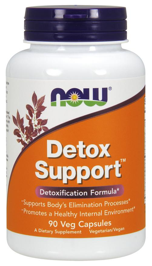 NOW Foods Detox Support - 90 vcaps