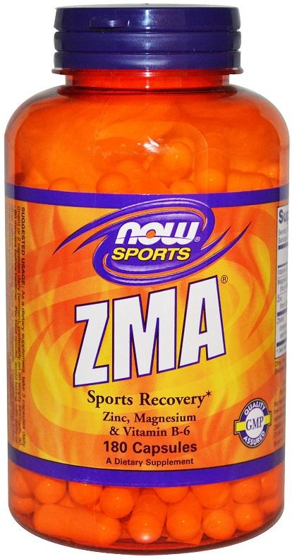 NOW Foods ZMA - Sports Recovery - 180 caps