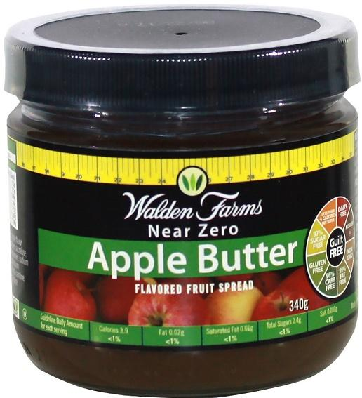 Walden Farms Fruit Spread, Apple Butter - 340 grams