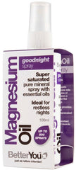 BetterYou Magnesium Oil Goodnight Spray - 100 ml.