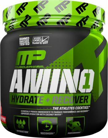 MusclePharm Amino1, Cherry Limeade - 432 grams