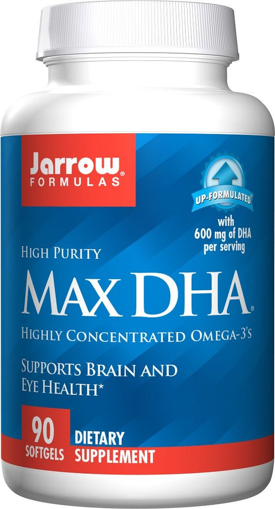 Jarrow Formulas Max DHA - 90 softgels