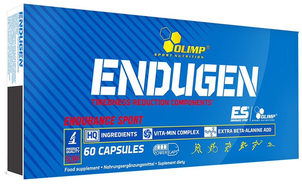 Olimp Nutrition Endugen - 60 caps