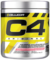 Cellucor C4 Original, Icy Blue Razz - 390 grams
