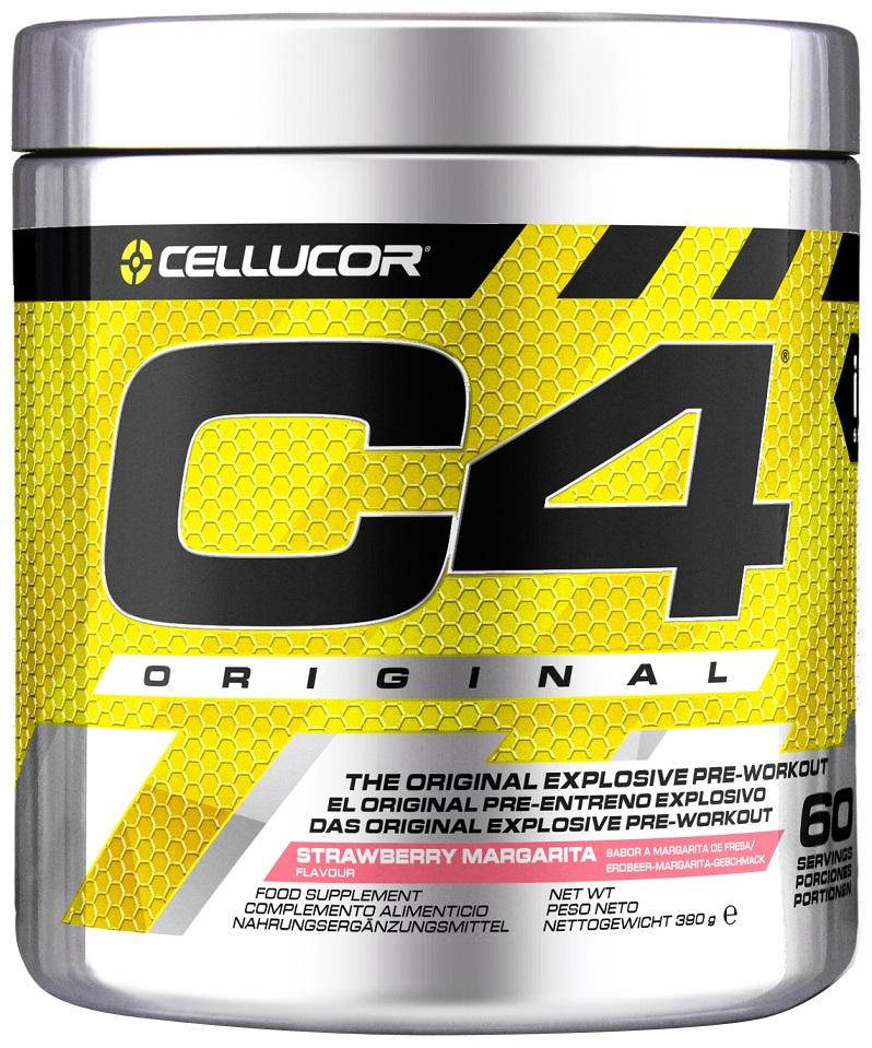 Cellucor C4 Original, Strawberry Margarita - 390 grams
