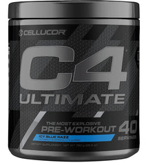 Cellucor C4 Ultimate, Strawberry Watermelon - 880 grams