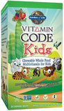 Garden of Life Vitamin Code Kids, Chewable Whole Food Multivitamin For Kids - 30 chewable bears