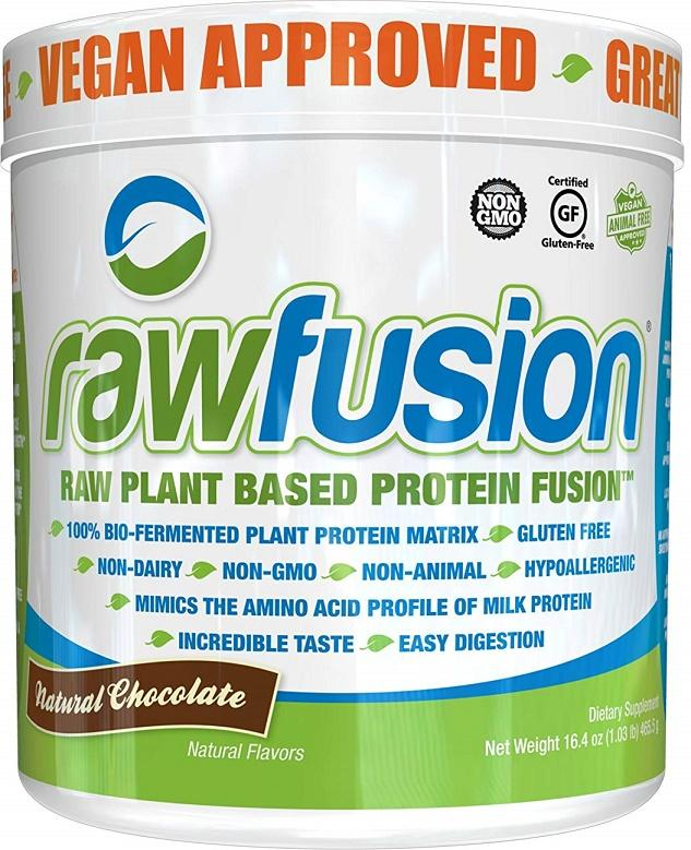 SAN RawFusion, Peanut Chocolate Fudge - 466 grams