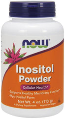 NOW Foods Inositol, Powder - 113 grams