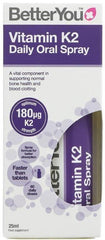 BetterYou Vitamin K2 Oral Daily Oral Spray - 25 ml.