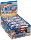 Weider 40% Low Carb High Protein Bar, Chocolate - 24 bars (50 grams)