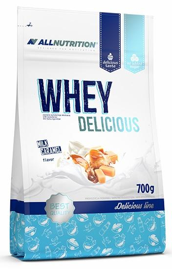 Allnutrition Whey Delicious, Chocolate - 700 grams