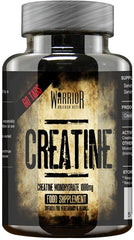Warrior Creatine Monohydrate, 1000mg - 60 tablets